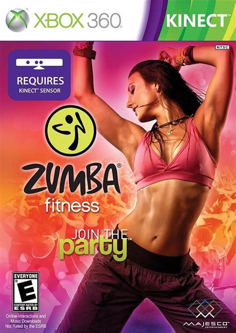 zumba fitness xbox join kinect rush rabljeno mania mboup francesca caracteristicas games dvd edition poveaj konsolenkost spirit healthy happy body