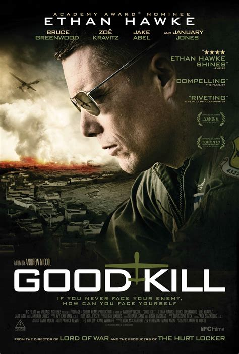 good kill discover    independent foreign
