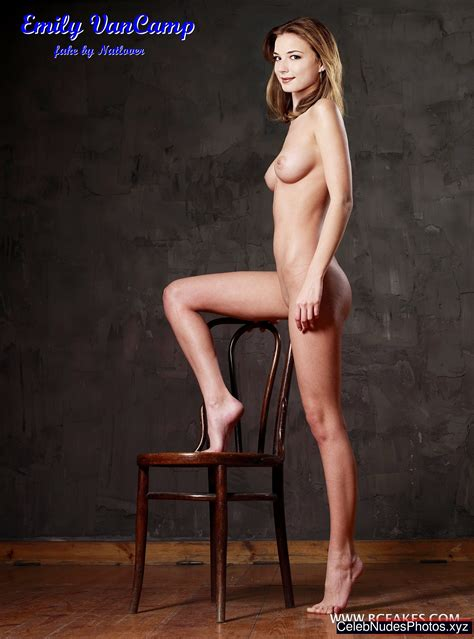 Emily Vancamp Naked Celeb Nudes Photos