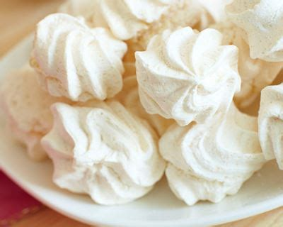 recette meringue simple