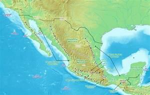 México: relieve La guía de Geografía