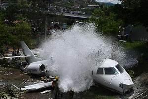Gulfstream jet crashes in Honduras: At least six Americans ...