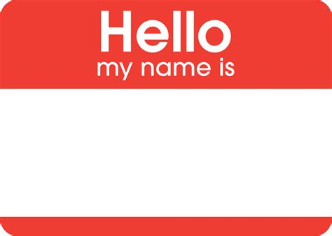 File:Hello my name is sticker.svg - Wikimedia Commons