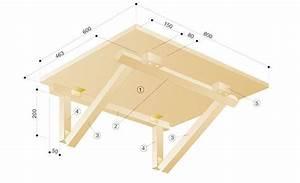 Bastelschrank Mit Tisch : wandklapptisch selber bauen in 2019 wandklapptisch ~ A.2002-acura-tl-radio.info Haus und Dekorationen