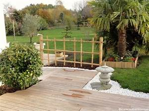 deco de jardin avec bambou With deco jardin avec bambou