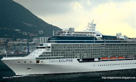 Photo Blog Cruise Ship Celebrity Eclipse