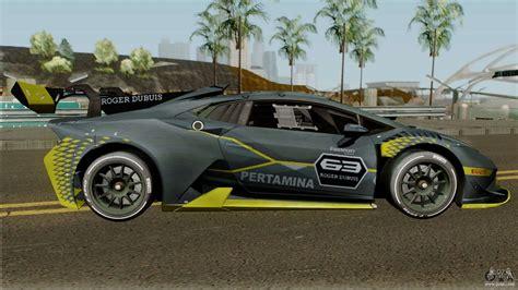 Lamborghini Huracan Modification by Lamborghini Huracan Trofeo Evo 2018 For Gta San Andreas