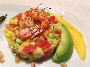 Rezepte Mit Garnelen : avocado mango salsa mit garnelen von ars vivendi ~ Lizthompson.info Haus und Dekorationen