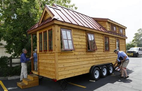 Tiny House Ein Bauwagen Als Minihaus by Tiny House Movement Erobert Amerika Und Europa