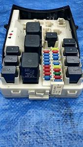 2007 Nissan 350z Oem Relay Power Junction Terminal Panel Fuse Box 284b7cd71a
