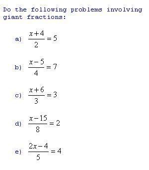 freemathtutoring basic algebra exercises 3 giantfrac