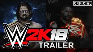 WWE 2k18 – PC - Torrents Games