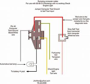 1992 Ford Mustang Gt 5 0 Tps Wiring Diagram