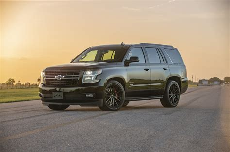 chevrolet tahoe rst hpe supercharged upgrade