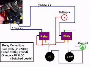 Replica Wrc Headlight Wiring
