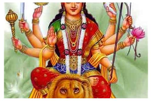 Maa durga saptashati path download :: rejefhonav