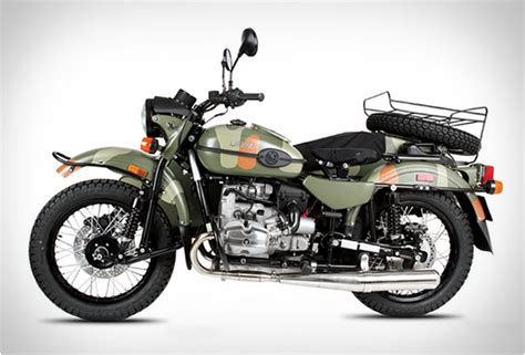 Ural Gear Up Image by 2015 Ural Gear Up