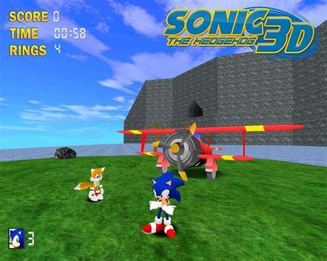 sonic fan games online sonic the hedgehog 3d screenshots image mod db