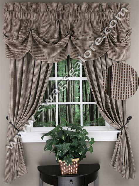 Fleetwood 84 Panels Spa Stylemaster  Country Style Curtains