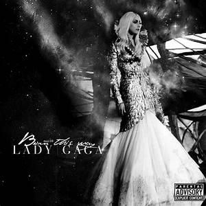lady gaga born this way album cover art