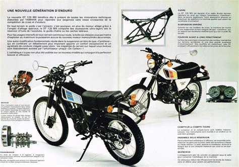 dt125 dave s bike brochures