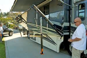 Simple Decks And Patios by The Answer To A Truly Portable Rv Deck Or Rv Patio