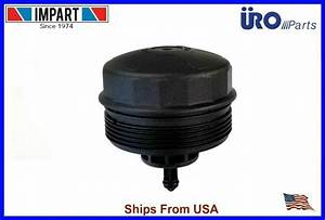 Bmw Oil Filter Housing Cover Cap New 11 42 7 525 334