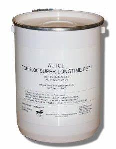 Autol Top 2000 : autol top 2000 super longtime grease 15 kg canister ~ Jslefanu.com Haus und Dekorationen