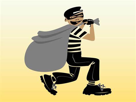vector thief vector art graphics freevectorcom