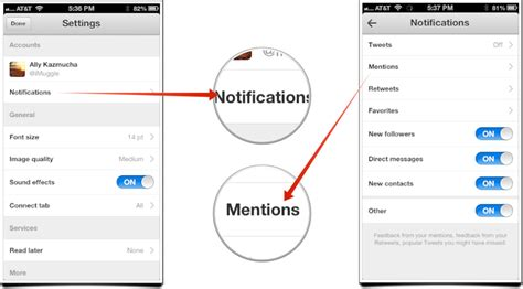how to see notifications on iphone how to customize and manage for ios push