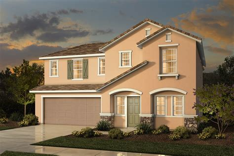 New Homes For Sale At Westbury In Sacramento, Ca  Kb Home