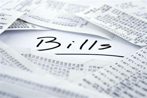 putting  household bills  bit rebels