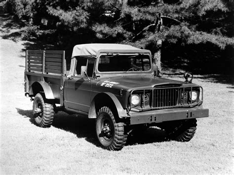 kaiser jeep  military classic truck trucks  offroad wallpaper