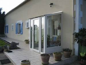 fermeture porte entree maison 20170811050956 arcizocom With porte d entrée alu avec spot encastrable pour salle de bain