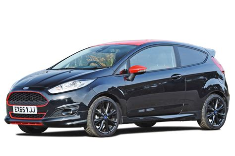 Ford Fiesta hatchback review