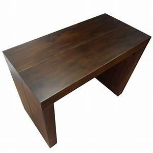 Table Console Extensible Bois : table console tango bois wenge ~ Teatrodelosmanantiales.com Idées de Décoration
