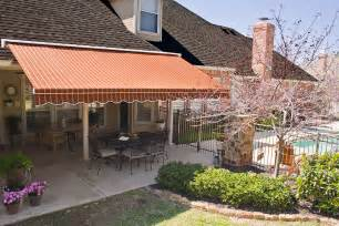 Retractable Patio Awnings Canopies