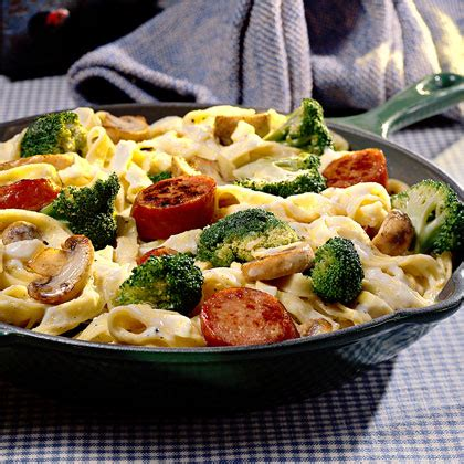 pasta  broccoli  sausage recipe myrecipes