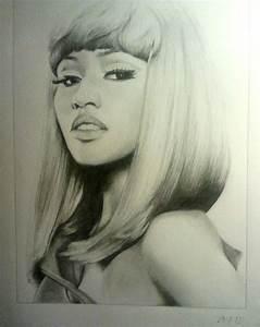 Nicki Minaj by thwats on DeviantArt