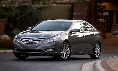 Hyundai Sonata Recalls 2011 by Recall Roundup Hyundai Recalls More Than 1 Million