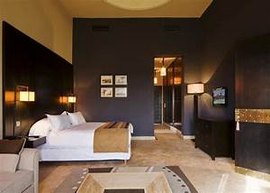 photo chambre et hotel art deco blanc wenge deco photo With art et decoration chambre