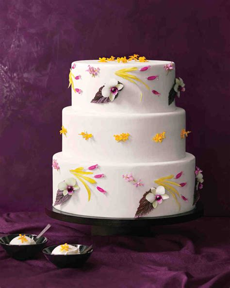 50 great wedding cakes martha stewart weddings