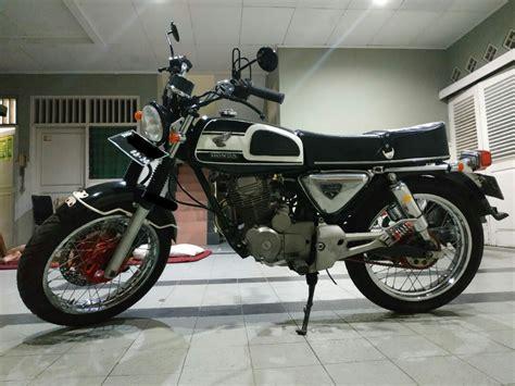 Cb 125 Modif by Honda Megapro Modif Cb 125 Japstyle Motorbikes On