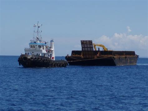 Barge And Tug Boats For Sale by Barges For Sale Sun Machinery Corp