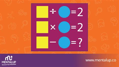 Fun And Challenging Math Riddles With Answers Mentalup