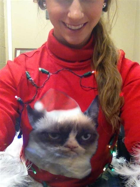 grumpy cat sweater grumpy cat sweater cats galore