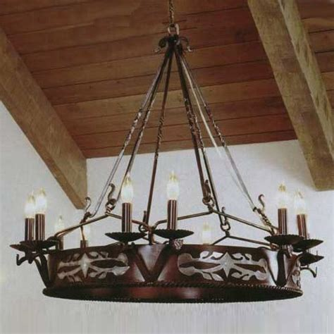 Country Style Chandelier