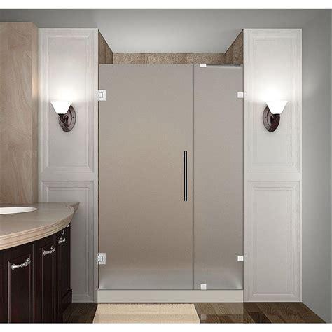 Home Depot Shower Door by Fixed Shower Doors Showers The Home Depot