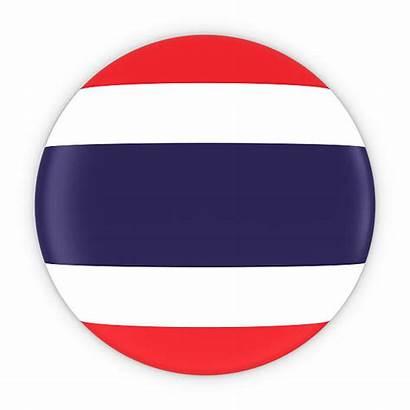 Flag Thai Thailand Button 3d Similar