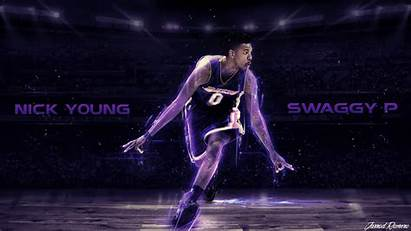 Nick Young Lakers Tablet